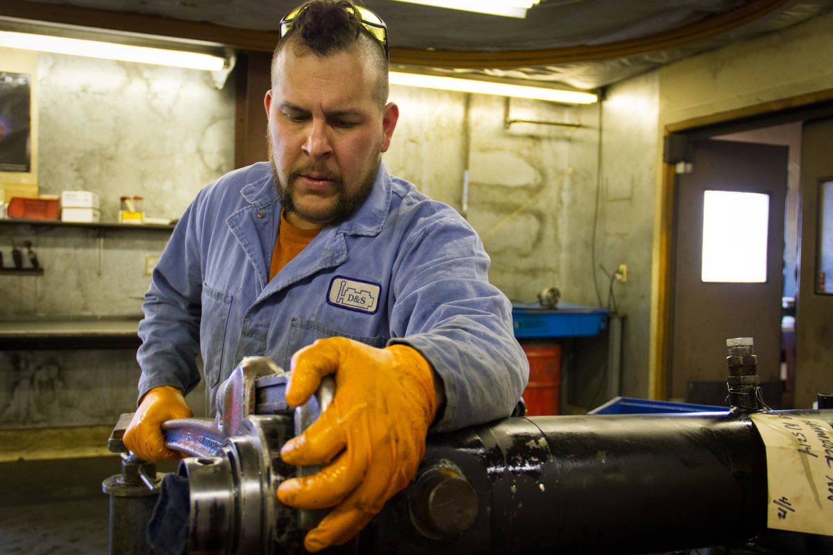 Bend Oregon Hydraulic Service at D&S Hydraulics since 1978