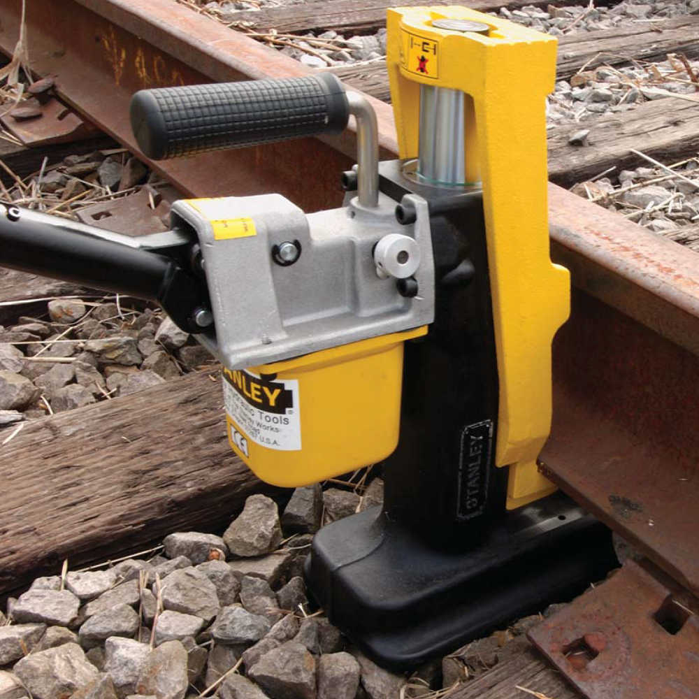Railroad Maintenance Tools from Stanley - D&S Hydraulics, Inc