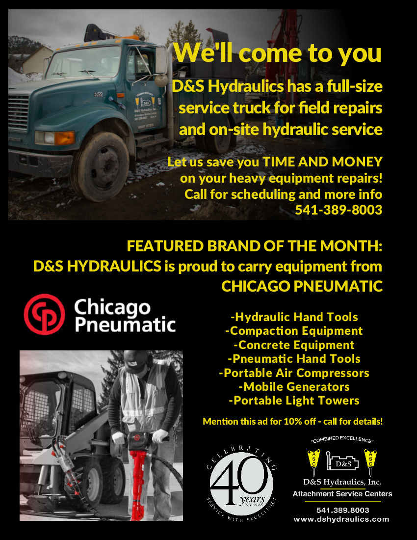 Mobile Hydraulic Service in Bend Oregon, 10% OFF Chicago